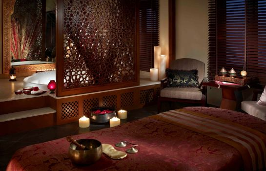 Massage room Shangri La Barr Al Jissah Resort and Spa