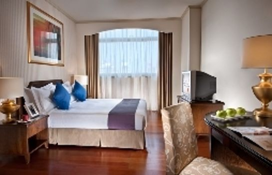 Standard room Green Court Residence City Center Shanghai Former:Green Court Serviced Apartment People Square