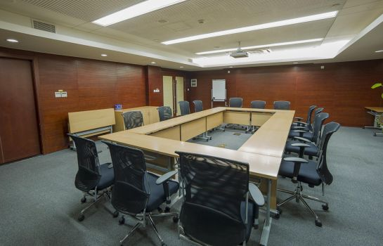 Meeting room Green Court Residence City Center Shanghai Former:Green Court Serviced Apartment People Square