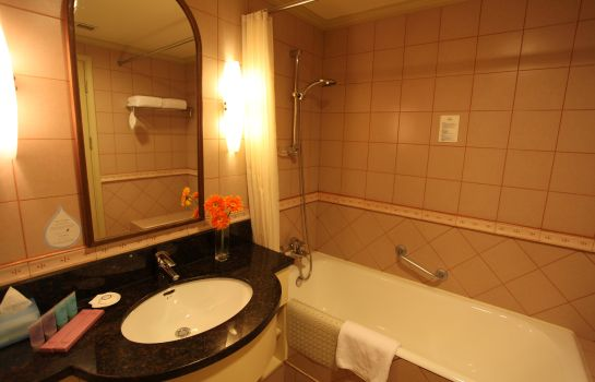 Cuarto de baño Green Court Serviced Apartment People Square