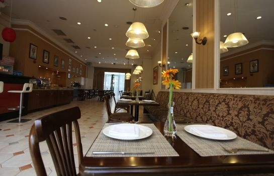 Restaurante Green Court Serviced Apartment People Square