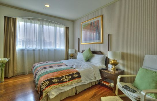 Single room (standard) Green Court Residence City Center Shanghai Former:Green Court Serviced Apartment People Square
