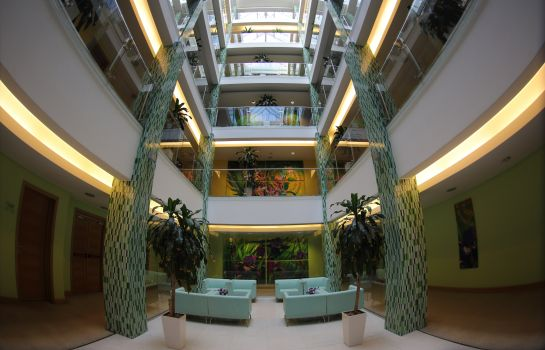 Interior view NashOTEL