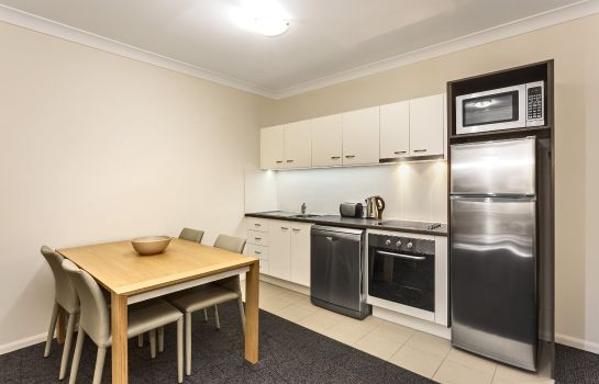 Lobby Quest Townsville Serviced Apts