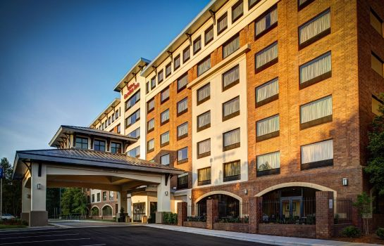 Außenansicht Hilton Garden Inn Raleigh-Durham-Research Triangle Park