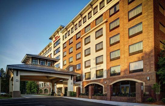 Außenansicht Hilton Garden Inn Raleigh-Durham/Research Triangle Park