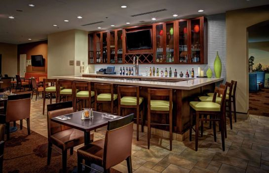 Hotel bar Hilton Garden Inn Raleigh-Durham-Research Triangle Park