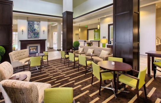 Hotelhalle Hilton Garden Inn Raleigh-Durham-Research Triangle Park