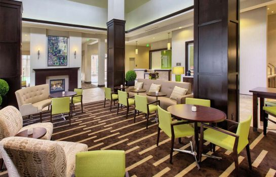 Lobby Hilton Garden Inn Raleigh-Durham-Research Triangle Park