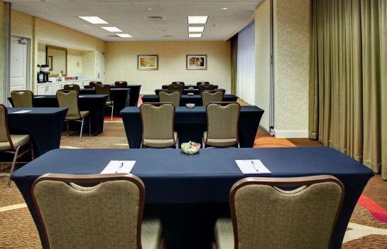 Conference room Hilton Garden Inn Raleigh-Durham-Research Triangle Park