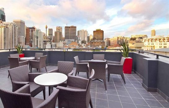 Vista esterna Rydges Sydney Central
