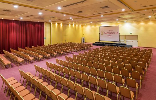 Convention hall Capannelle