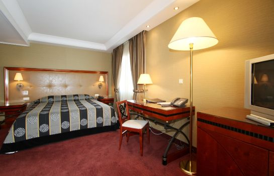 Double room (superior) Theoxenia Hotel Piraeus