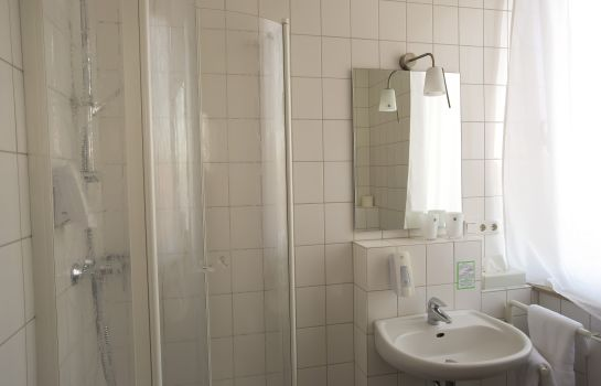 Badezimmer dS Hotel Bad Bentheim