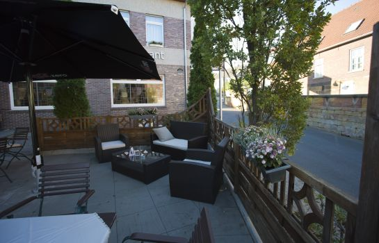 Terrasse dS Hotel Bad Bentheim