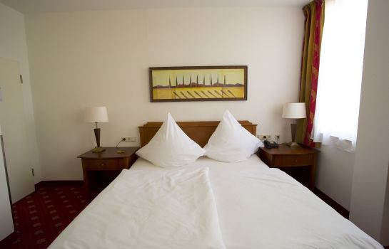 Chambre double (standard) dS Hotel Bad Bentheim