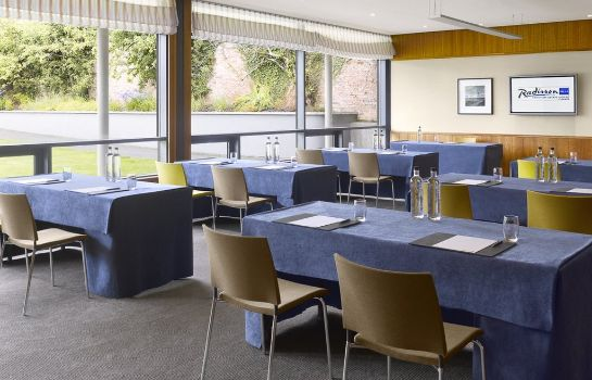 Conference room Farnham Estate Spa and Golf Resort