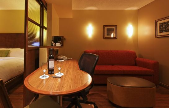 Suite HOTEL AND SUITES NORMANDIN