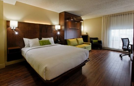 Camera HOTEL AND SUITES NORMANDIN