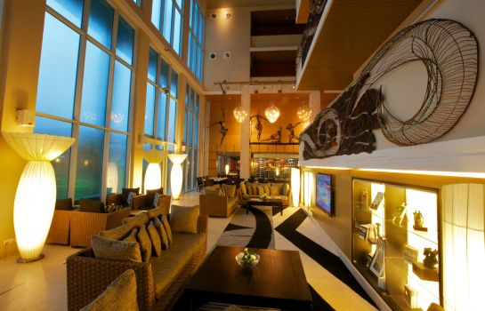 Interior view RADISSON BLU ANCHORAGE LAGOS