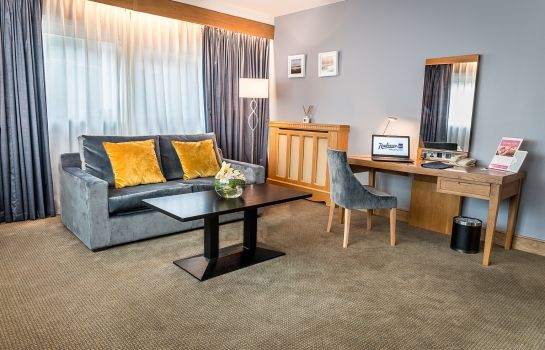 Junior Suite RADISSON BLU HOTEL & SPA CORK
