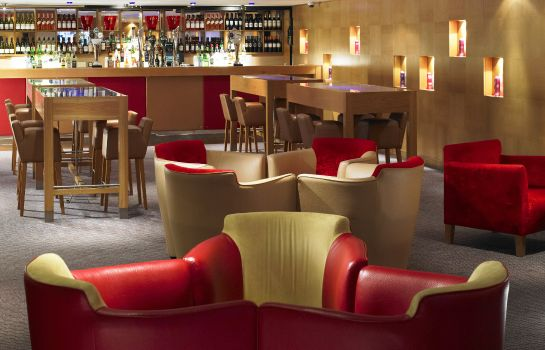 Hotelbar Jurys Inn Oxford
