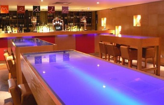 Bar del hotel Jurys Inn Oxford