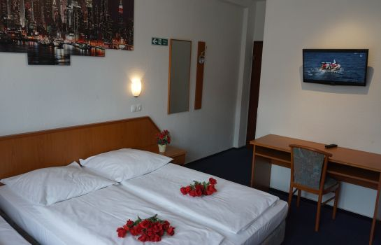 Chambre double (standard) ITM Hotel Oase Centrum
