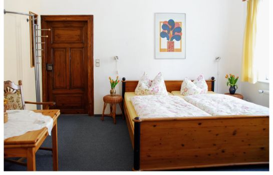Vierbettzimmer Hotelpension Alter Zausel