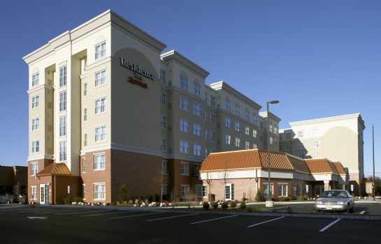 Exterior view Residence Inn East Rutherford Meadowlands