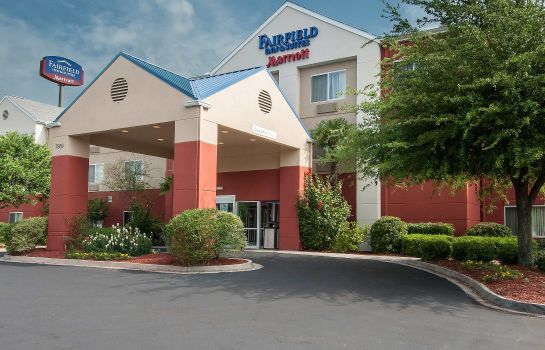 Außenansicht Fairfield Inn & Suites Baton Rouge South