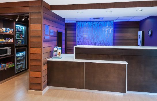Hotelhalle Fairfield Inn & Suites Baton Rouge South