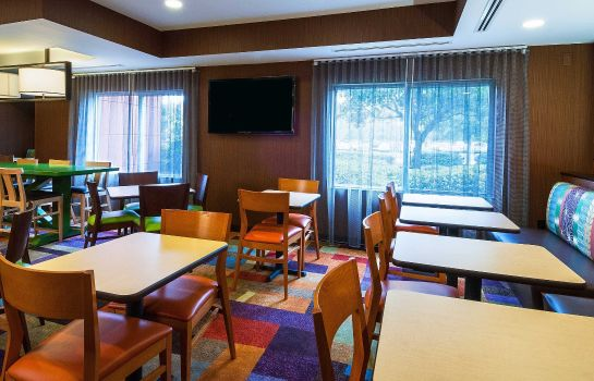 Restaurant Fairfield Inn & Suites Baton Rouge South