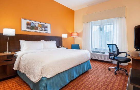 Zimmer Fairfield Inn & Suites Baton Rouge South