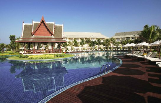 Hotelhalle Sofitel Krabi Phokeethra Golf & Spa Resort