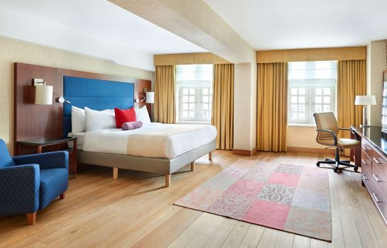 Chambre Ghent Marriott Hotel
