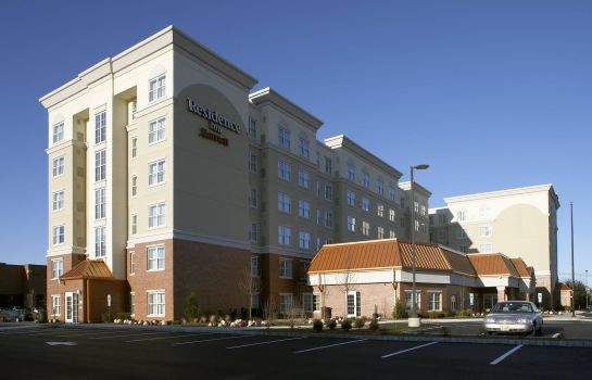 Vue extérieure Residence Inn East Rutherford Meadowlands Residence Inn East Rutherford Meadowlands