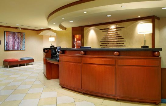 Lobby Residence Inn East Rutherford Meadowlands