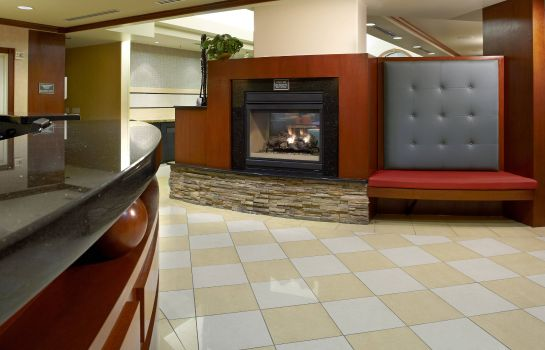 Hol hotelowy Residence Inn East Rutherford Meadowlands