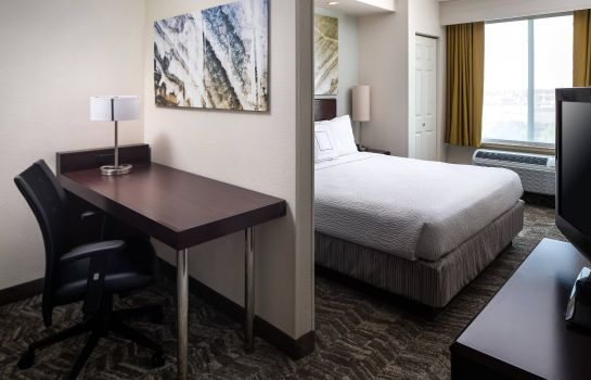 Suite SpringHill Suites Bakersfield SpringHill Suites Bakersfield