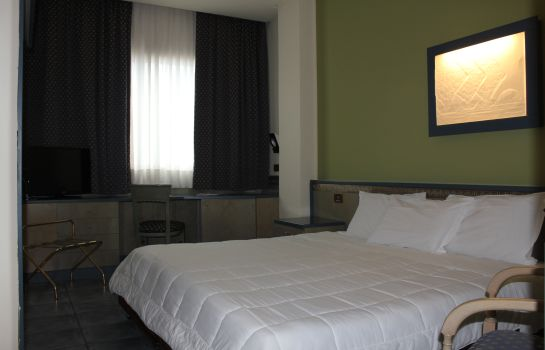 Double room (standard) ibis Styles Palermo hotel