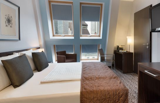 Chambre individuelle (standard) Ramada Financial District