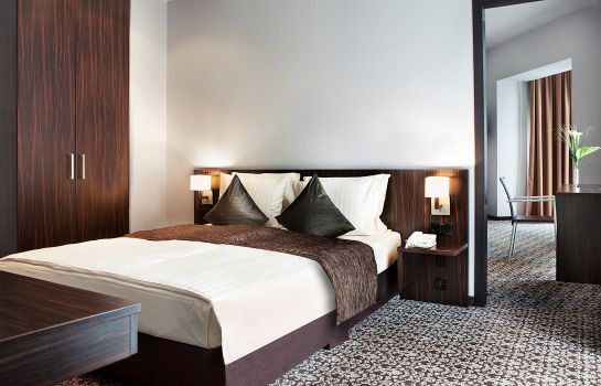 Chambre double (standard) Ramada Financial District