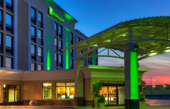 Vista esterna Holiday Inn WINNIPEG AIRPORT - POLO PARK