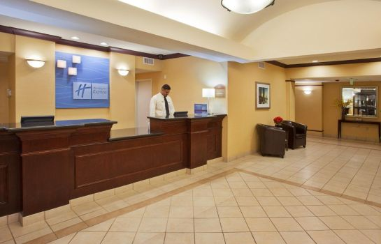 Hotelhalle Holiday Inn Express & Suites FRESNO (RIVER PARK) HWY 41