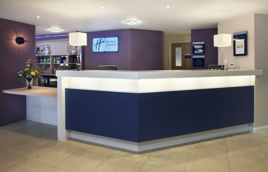 Hol hotelowy Holiday Inn Express NORWICH