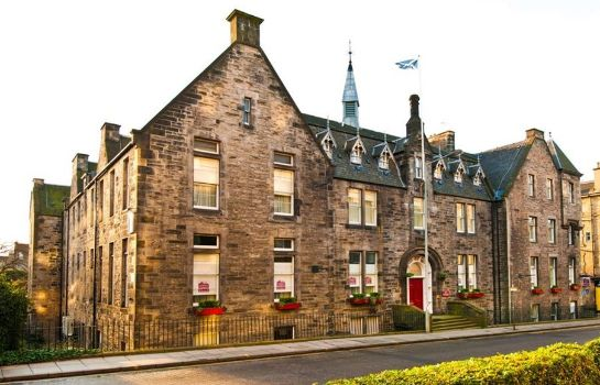 Vista exterior Leonardo Hotel Edinburgh City