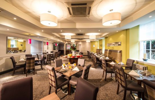 Restaurante Leonardo Hotel Edinburgh City