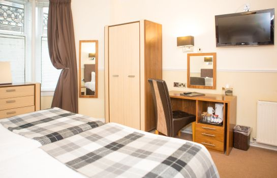 Double room (superior) Kelvingrove