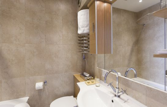 Bagno in camera Haringtons